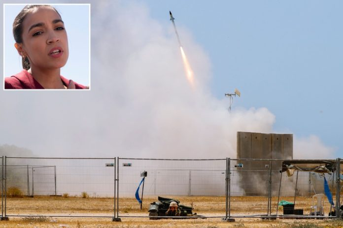 AOC says sorry to NYC district for Iron Dome vote