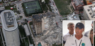 Scammers stole identities of Florida building collapse victims: cops