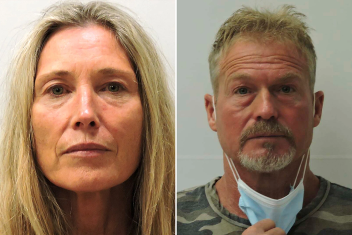 Barry Morphew's alleged mistress arrested for trespassing