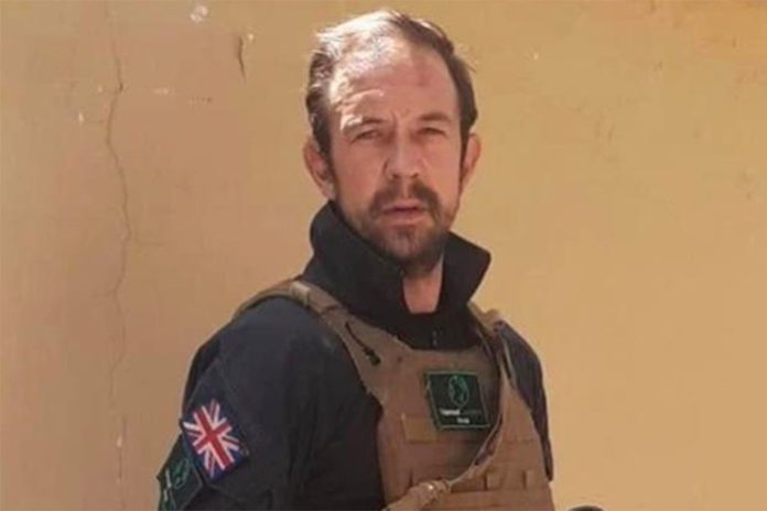 Ex-British soldier evacuating Afghans arrested by Taliban: report