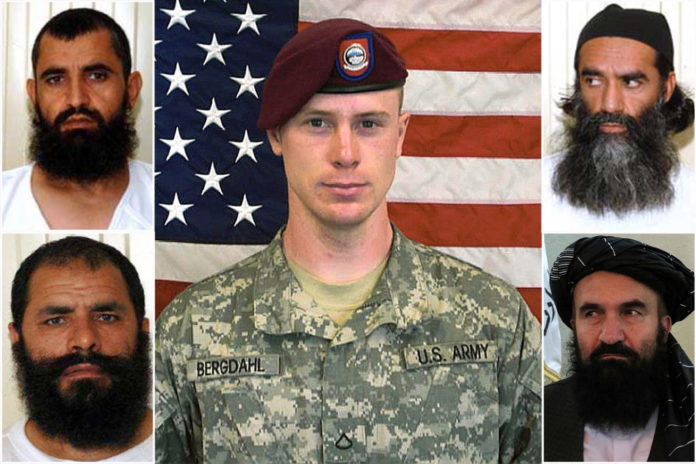 Four Taliban members swapped for Bowe Bergdahl now in Afghan government