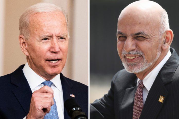 Psaki refuses to discuss leaked Biden call with Ghani that shows he knew Afghan army was collapsing