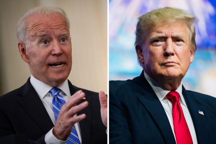 Donald Trump would beat Biden in presidential rematch: poll