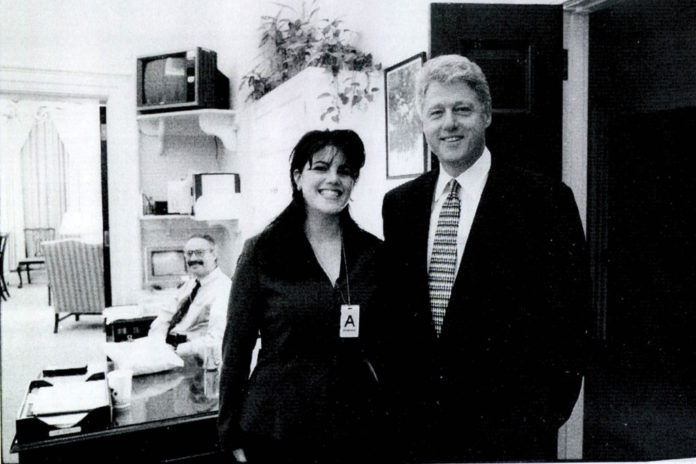 Monica Lewinsky says Bill Clinton 'should want' to apologize to her