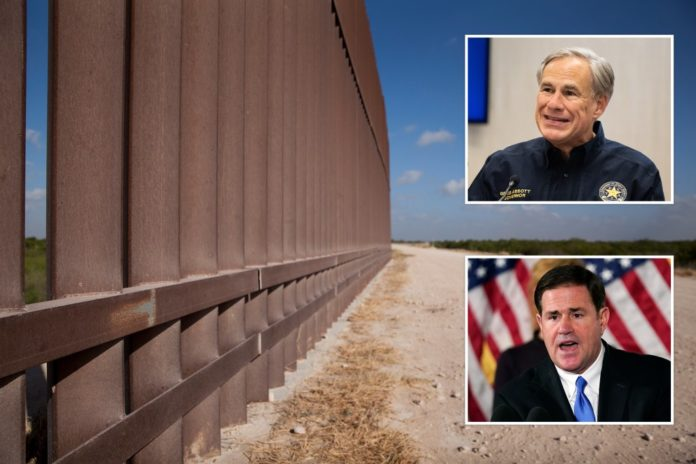 GOP governors request meeting with Biden over border crisis