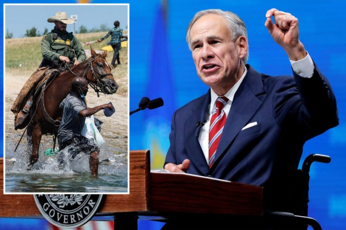 Abbott says Texas will hire Border Patrol agents punished by Biden