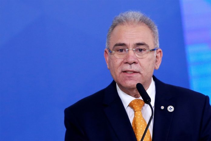 Brazil's health minister Marcelo Queiroga tests positive for COVID in NYC