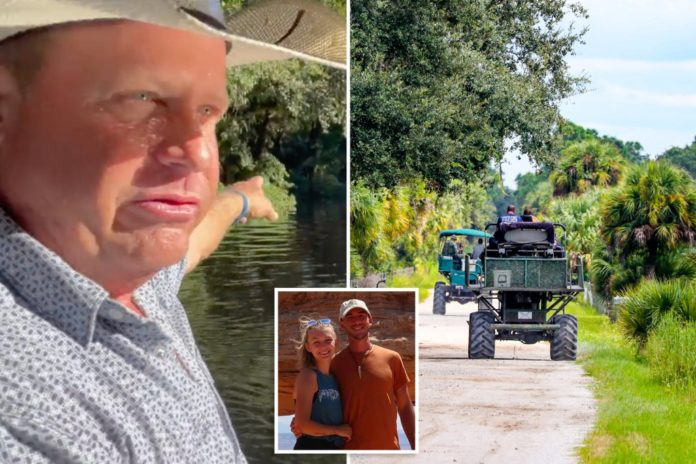 Brian Laundrie could never survive in Florida swamp: expert