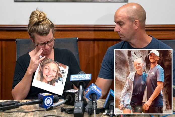 Gabby Petito's family calls BF 'reprehensible' for not talking to cops