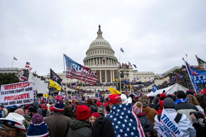 House committee wants to hear from rioters who stormed the Capitol