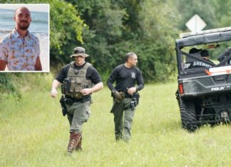 Cops call off search for Brian Laundrie in Florida reserve
