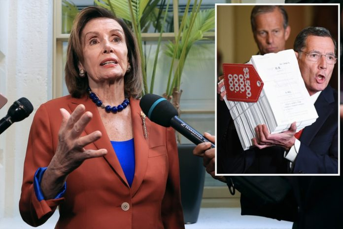 House Democrats to push vote on debt ceiling bill that's doomed in Senate