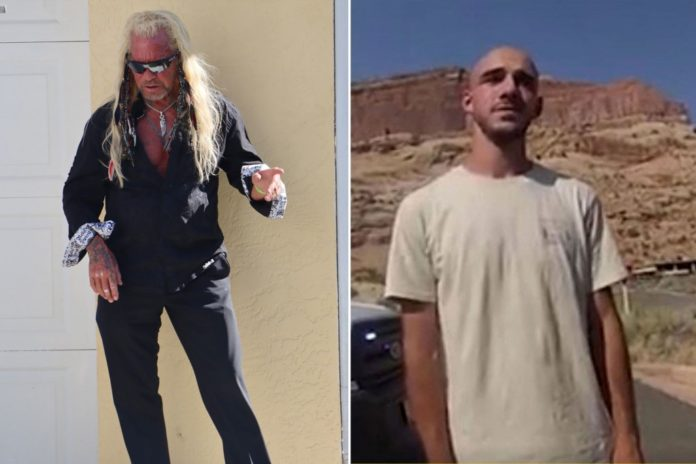 'Dog the Bounty Hunter' joins search for Brian Laundrie