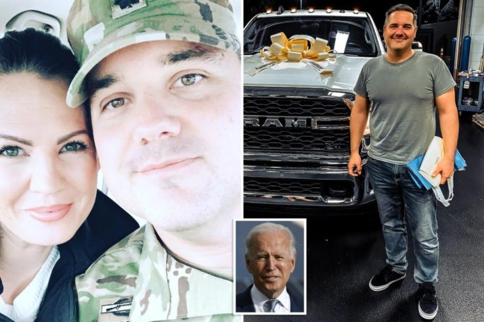 Army officer resigns over Biden's 'tyrannical' vaccine mandate