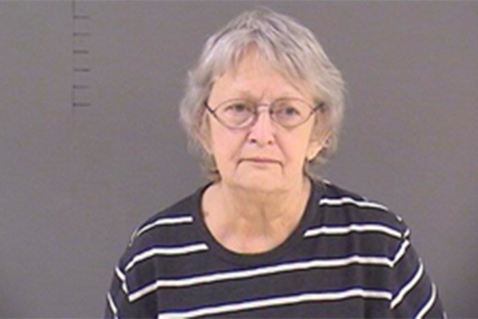Texas woman charged with murder after shooting husband