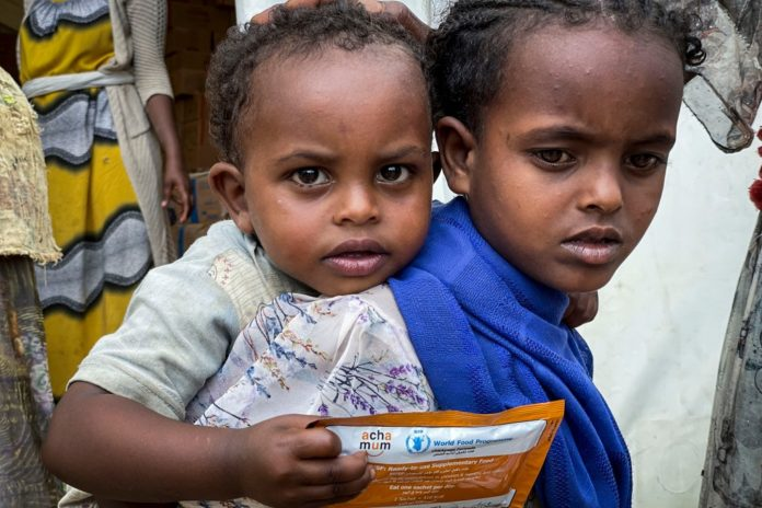 Dying of hunger in Ethiopia's blockaded Tigray