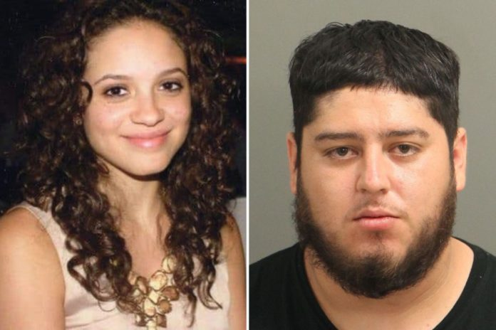 Man arrested for 2012 murder of UNC student Faith Hedgepeth