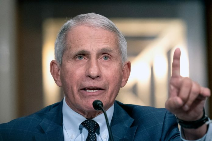 The Guardian proclaims Dr. Anthony Fauci 'sexiest man alive'