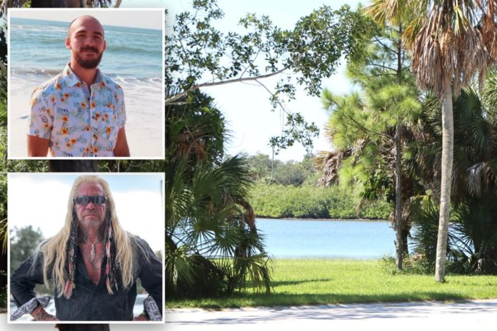 Dog the Bounty Hunter setting up Florida base for Brian Laundrie search