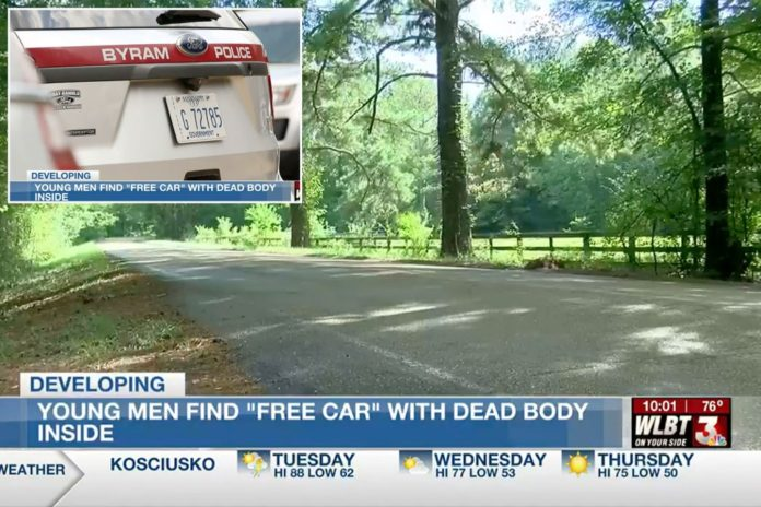Anthony McCrillis' dead body found in Mississippi car trunk