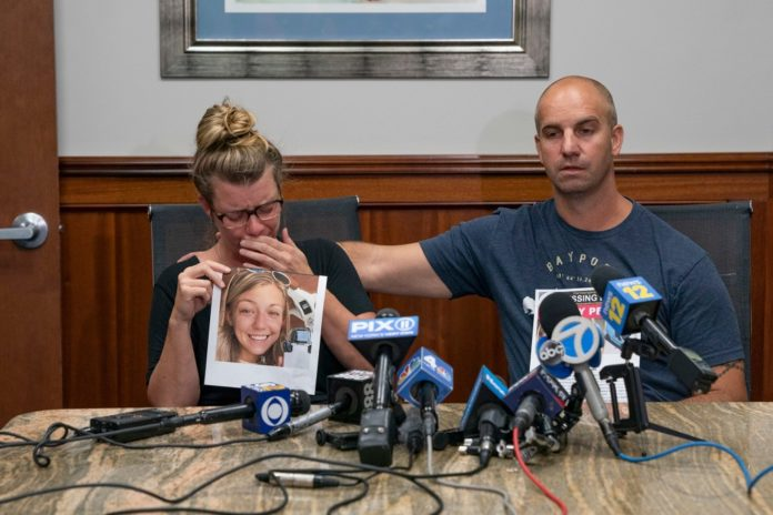 Gabby Petito's family says Brian Laundrie's parents know where she is