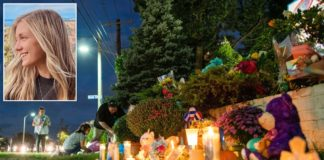 Gabby Petito's NY hometown holds solemn candlelight vigil
