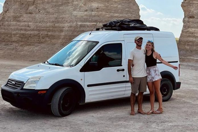 Timeline of Gabby Petito's road trip with boyfriend Brian Laundrie