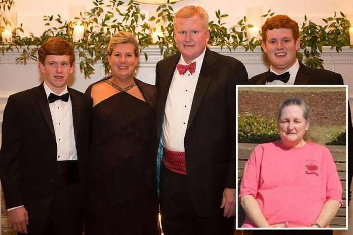 Alex Murdaugh sued over insurance payout tied to housekeeper's death
