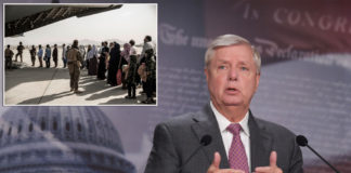Lindsey Graham claims White House lying about Americans left in Afghanistan