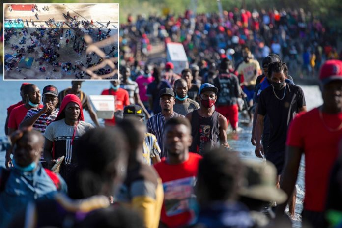 Biden administration to aid in deportation of Haitians amid Texas border chaos