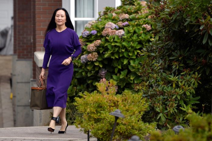 Huawei exec returning to China after nearly three-year detention in Canada: report