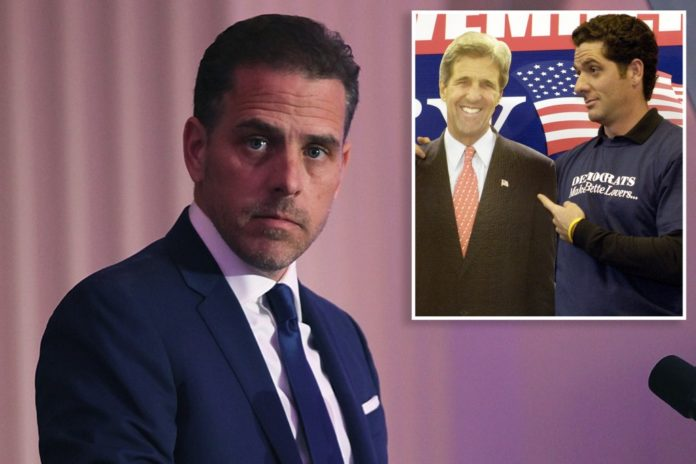 Hunter Biden emails boast ties to White House and China