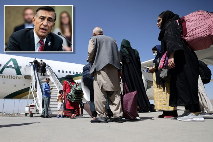 Two elderly US citizens have fled Afghanistan, GOP Rep. Issa says