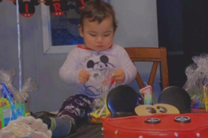 Alabama toddler accidentally run over by truck, dies
