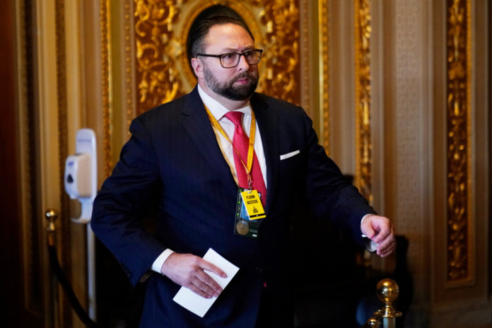 Ex-Trump aide Jason Miller detained in Brazil following CPAC
