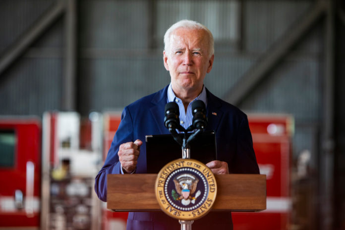President Biden's job approval ratings continue to tank