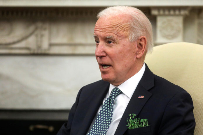 Biden related to Maryland slave owners: report