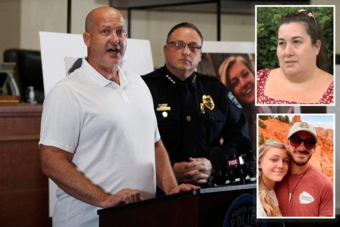 Gabby Petito's father criticizes sister of boyfriend Brian Laundrie for remarks about 'love'