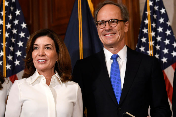 William Hochul Jr. was lawyer for casino firm that lobbied officials