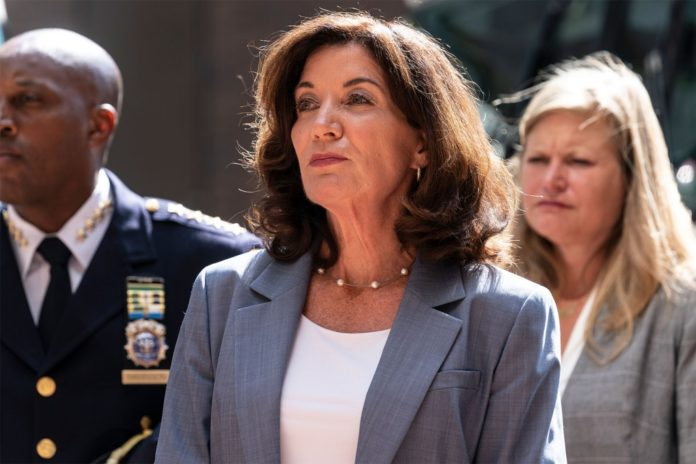 New York Gov. Hochul launching purge of Cuomo officials from Albany