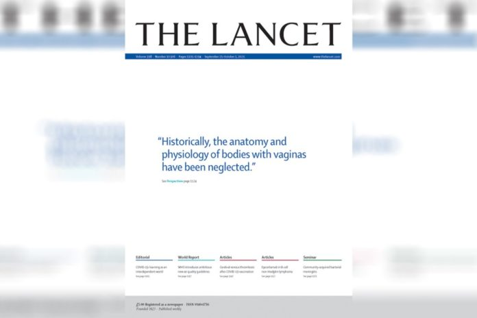 The Lancet ripped for calling women 'bodies with vaginas'