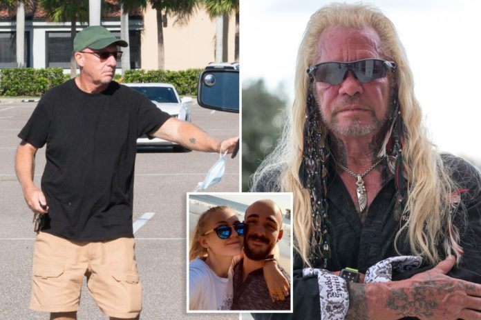 Dog the Bounty Hunter wants to interview Brian Laundrie's dad