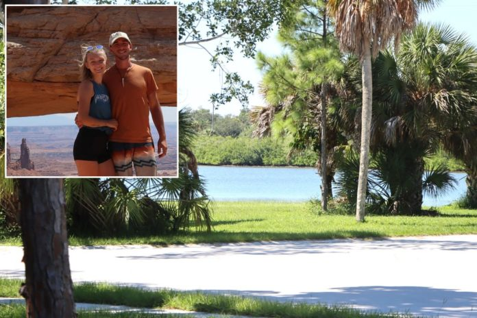 Brian Laundrie was at Florida campground with parents: lawyer