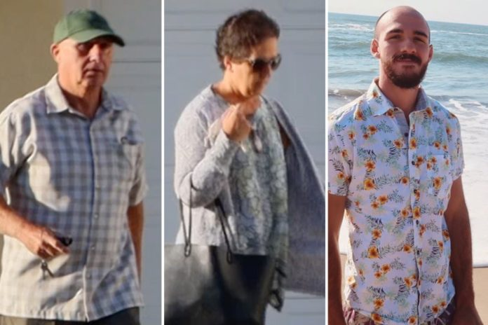 Brian Laundrie's parents didn't help him in Gabby Petito case