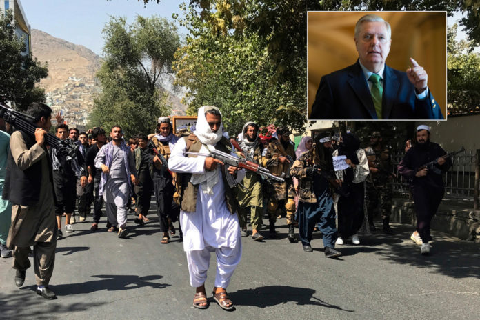 US will 'have to' reinvade Afghanistan, Lindsey Graham says