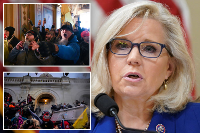 Liz Cheney promoted to vice chair of Jan. 6 select committee