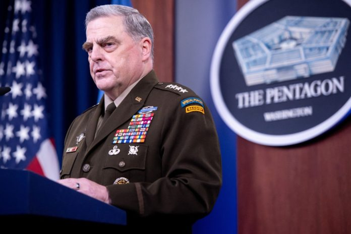 Gen. Milley faces Congress over Afghanistan withdrawal
