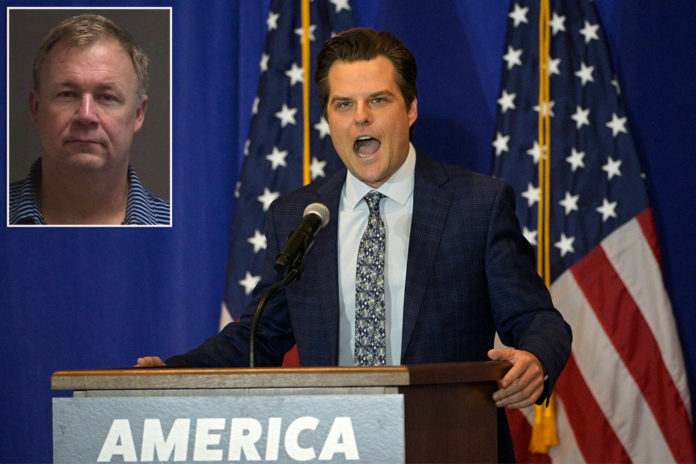 Stephen Alford accused of extorting Matt Gaetz family charged with wire fraud