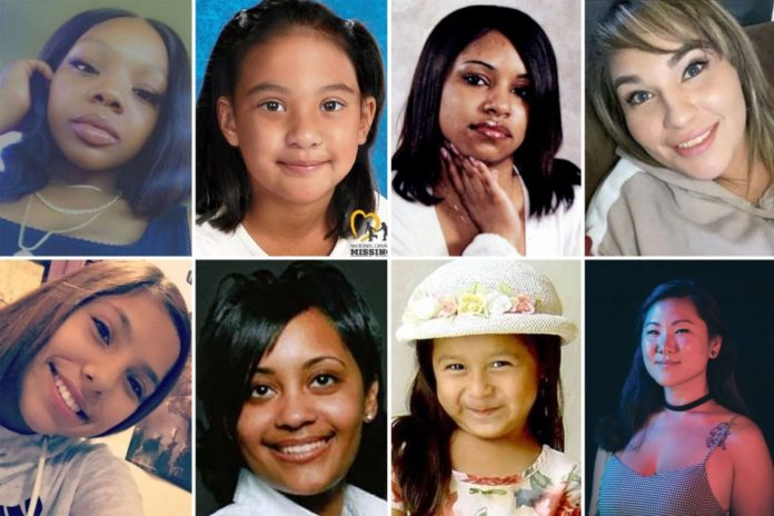 'Missing white woman syndrome' overshadows these missing persons cases: critics