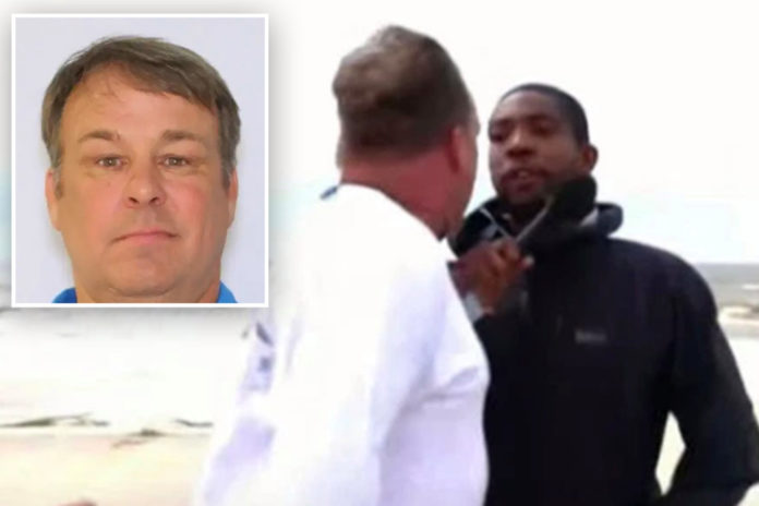 Man who confronted NBC reporter during Ida segment arrested
